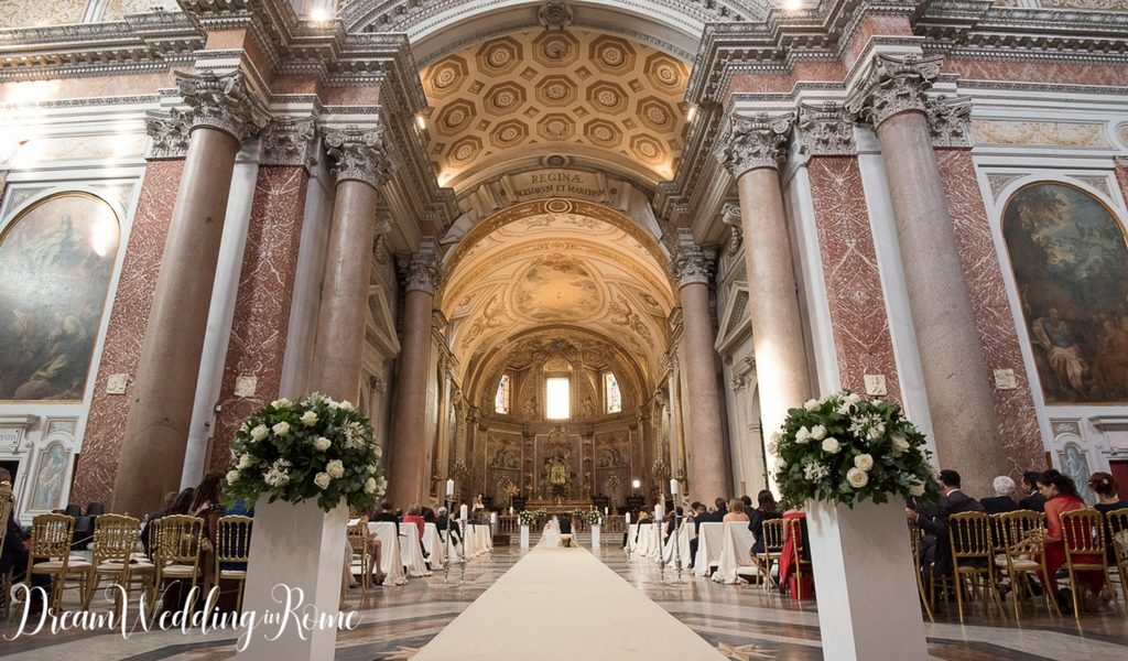 guide to a wedding in Rome