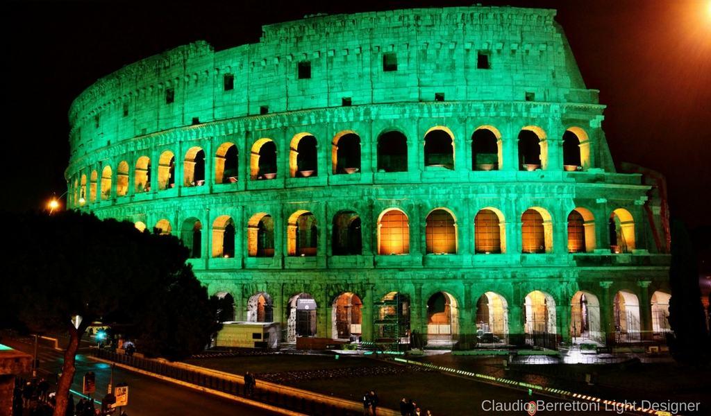 Rome in the spotlight