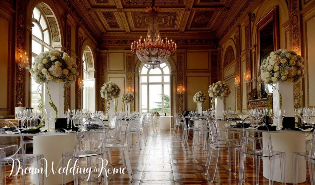 luxury wedding Rome