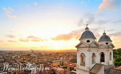 best roof garden in Rome