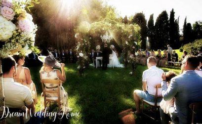 destination wedding in Rome: Stephanie and Darren